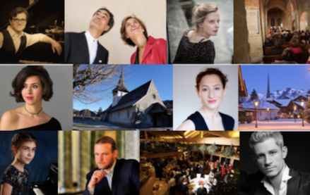 Gstaad Festival Artists 2019